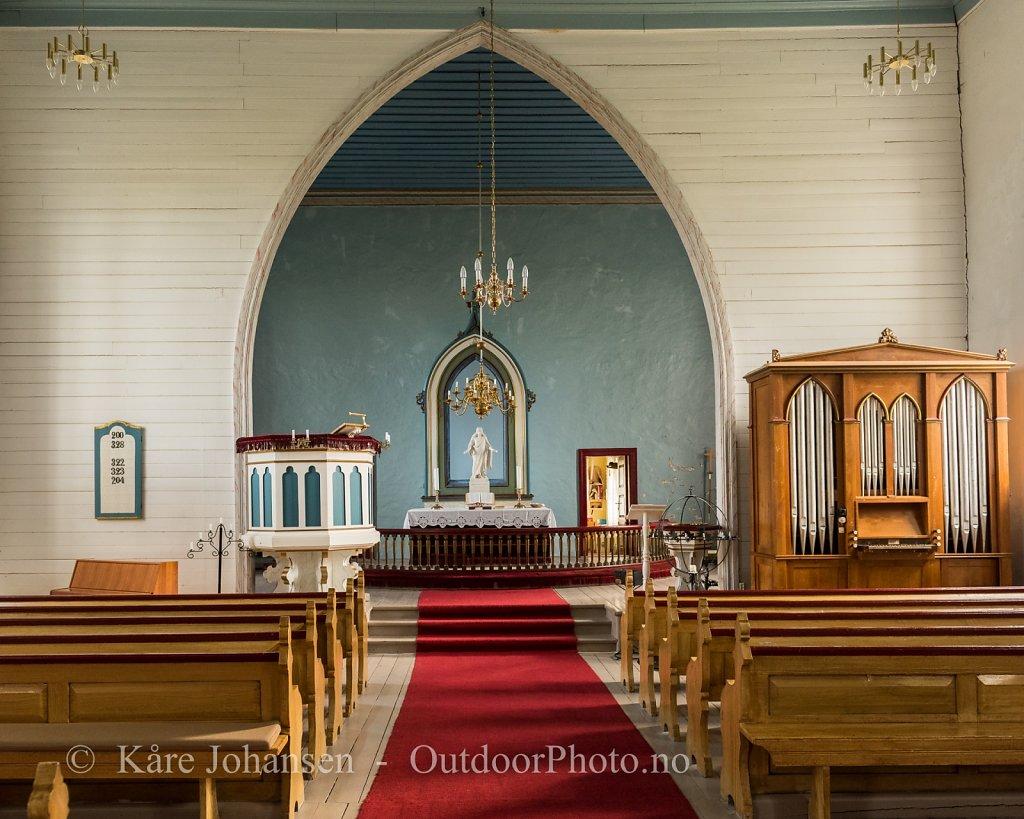 Tjøtta Kirke